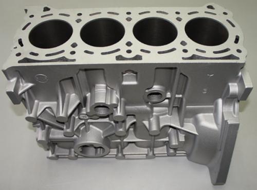 铝合金发动机缸体
